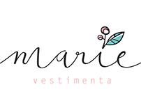 Marie Vestimenta - Marca