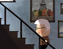 Animation | A LOVELY SILENCE