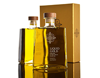 Liquid Gold Olive oil
