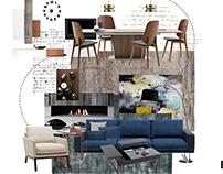 BOCONCEPT: Mood Board Collages