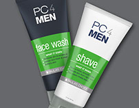 PC4MEN product launch for Paula's Choice