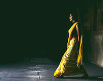Fashion / Saree Photography by Rajeev Mehta