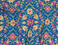 Fiori, Textile Design