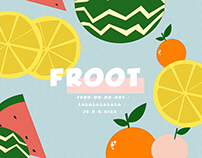"""""""Froot"""" Vector project"""