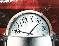 Pas l'temps de niaiser | Illustration éditoriale