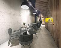 Cafe Lounge Restaurant