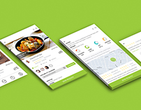 WE EAT : Designing For Healthy Eating Habits Project