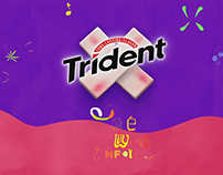 Trident X-Factor sponsorpship
