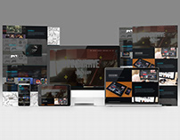 Players Social View: Motion Graphic Video & Web Design