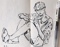 Self portraits (feat. Muji)