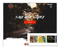 Jungle Wild Website