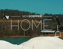 Nick Goepper - HOME