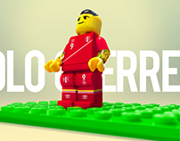 Perú Selección - LEGO