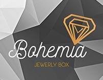 Bohemia \ branding design by Jaime Claure