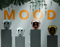 Mood -  Experience Website