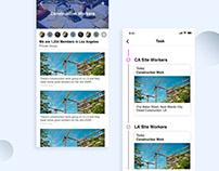 Freelancing Project UI