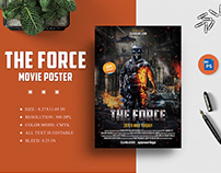The Force Movie Poster