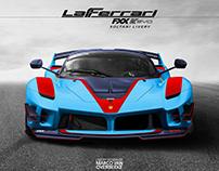 Ferrari LaFerrari FXX-K Evo | Alex Soltani custom spec