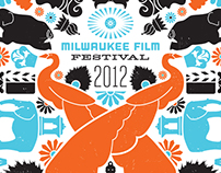 2012 Milwaukee Film Festival Campaign Poster