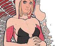 Spider-Gwen.