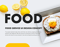 UI4D_UI Design_Kits_Food