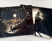 Sarah McLachlan Shine On Tour Book