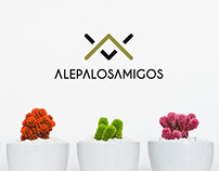 Branding | Alepalosamigos
