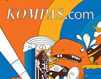 for kompas.com competition