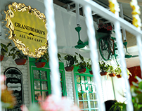 Interior & Exterior Shots - Grandmama's All Day Cafe