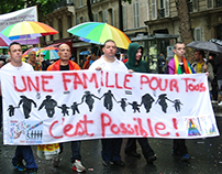 LGBT in Paris 2014