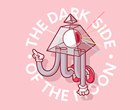 The Dark Side Of The Moon Illustration Collection