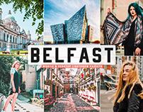 Free Belfast Mobile & Desktop Lightroom Presets