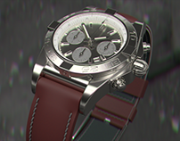 Hand Watch render practice