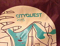 CityQuest Logo Redesign