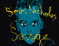 SEAN NICHOLAS SAVAGE Poster