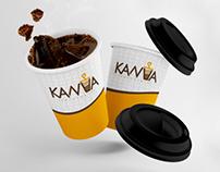 Comunicación y Desarrollo de Marca: KAWUA Cafetería