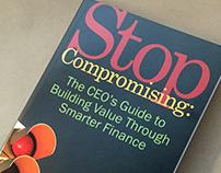"""Stop Compromising"" Book Design"