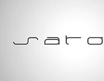 Portfolio identité - Logo, Satori