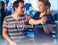 Colorado Springs Orthopaedic Group Brand Campaign