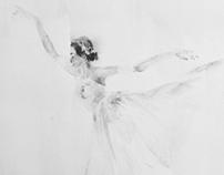 White dance