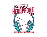 Ordinary Headphone