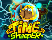 Time Sheeper Game Concept
