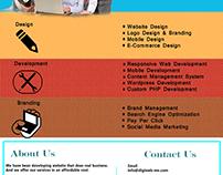 digiweb Brochure
