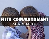 Catholic 10 Commandment - 2nd Removed