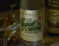 Humboldt's Finest Cannabis Vodka