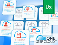 Cloud hosting solutions | UX & Web Design