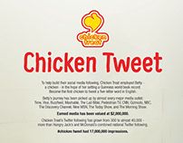 Chicken Tweet - Case Study