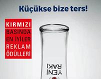 """Küçükse Bize Ters!"" Campaign"