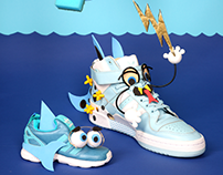Adidas Makerlab - Visual Storytelling