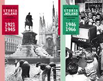 Le immagini della storia di Milano